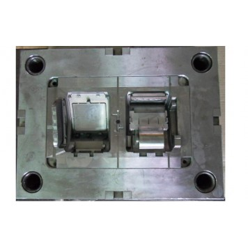 Electronic enclosure mould